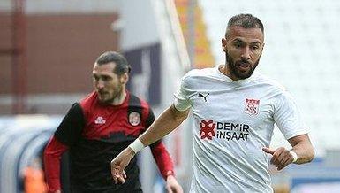 Sivassporlu Yasin Öztekin'den penaltı tepkisi!