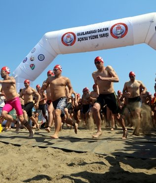 4. Dalyan Açık Su Yüzme Yarışı 27-28 Nisan'da yapılacak