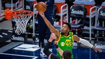 NBA lideri Jazz, iç saha galibiyet serisini 23 maça çıkardı