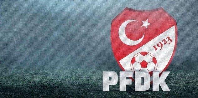 PFDK Disiplin Sevkleri açıklandı! Ahmet Nur Çebi ve Hasan Şaş...