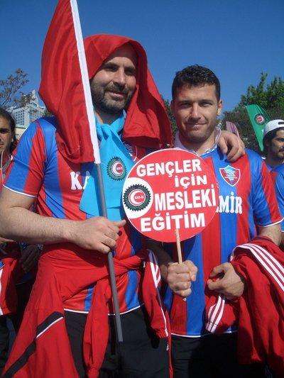 Karabük Taksim'de!