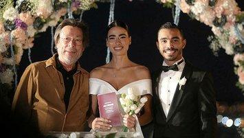 Milli jimnastikçi Ferhat Arıcan evlendi