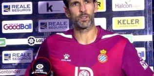 1593764316201 - Ocampos önce golünü attı daha sonra kaleye geçip maçı kurtardı!