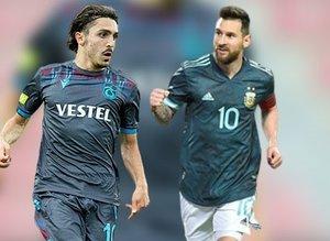Flaş yorum! 'Abdülkadir Messi'ye gerçekten çok benziyor'