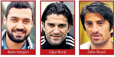 FETÖ listesinde 3 ünlü futbolcu