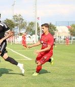 Hazırlık maçı: Demir Grup Sivasspor: 2 - Eskişehirspor: 2