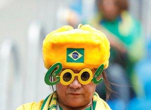 Brezilya Kosta Rika maçından fotoğraflar (MAÇ ÖZETİ)