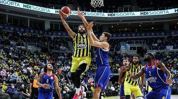 Fenerbahçe Beko Anadolu Efes 90-68 (MAÇ SONUCU - ÖZET)