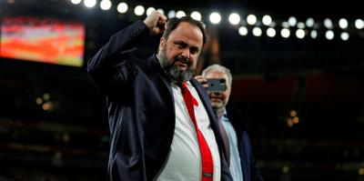 Olympiakos açıkladı! Evangelos Marikanis corona virüsünü yendi