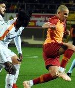 Galatasaray'da dikkat çeken istatistik!