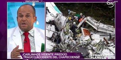 'Şilili ünlü bir futbolcu ölecek'