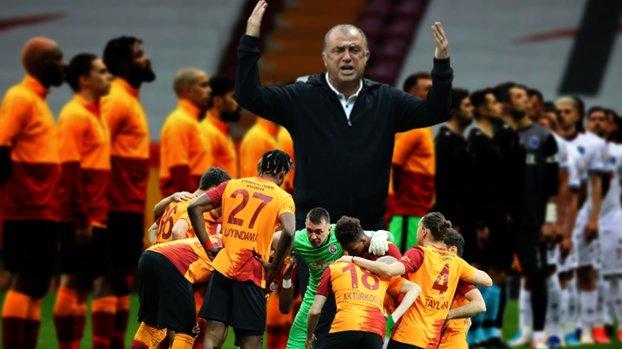 Galatasaray-Trabzonspor: 1-1 (MAÇ SONUCU-ÖZET) #