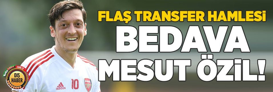 fenerbahce mesut ozil transferine artik cok yakin bedava 1597139078244 - Fenerbahçe'ye transfer müjdesi! O isme Belçika'dan 3 talip...