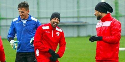 Boluspor'da Gaziantepspor maçı hazırlıkları