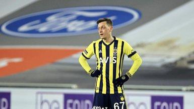 Son dakika spor haberleri: Fenerbahçe yönetimi Mesut Özil'i böyle uyaracak!
