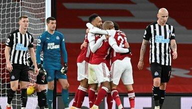 Arsenal Newcastle United: 3-0 (MAÇ SONUCU - ÖZET)