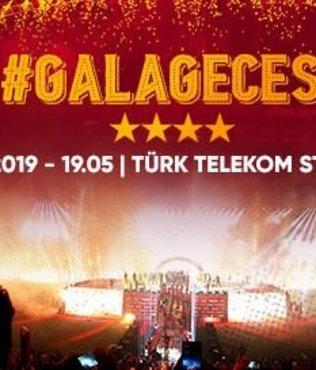 Galatasaray'dan şampiyonluk kutlaması açıklaması!