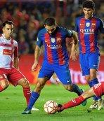 Barça'da Arda Turan ilk 11 başladı