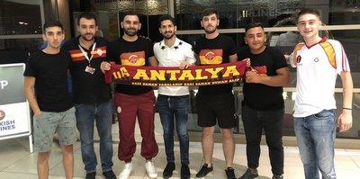 """Emre Akbaba: """"Galatasaray benim çocukluk hayalim"""""""