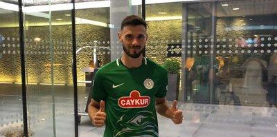 Çaykur Rizespor Amedej Vetrih'i transfer etti