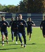 Akhisar, Alanyaspor maçı hazırlıklarını sürdürüyor