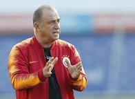 Fatih Terim Kasımpaşa maçı 11'ini belirliyor