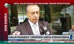 """""""Bir hafta içerisinde UEFA'nın G.Saray kararı belli olacak"""""""
