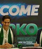 Atiker Konyaspor'da transfer!