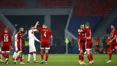 Nations League: Turkey relegated after loss to Hungary