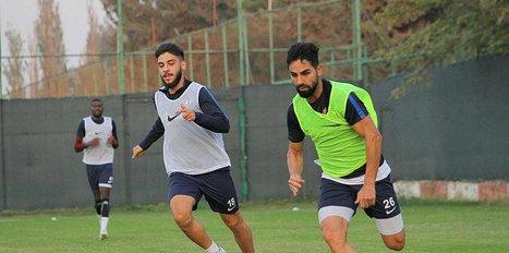 Hatayspor İstanbulspor maçı hazırlıklarını sürdürüyor