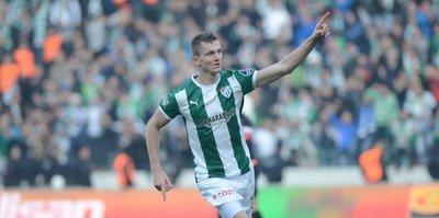 Bursaspor Tomas Necid'i kiraladı
