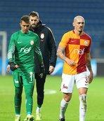 Galatasaraylı iki yıldızdan flaş açıklama