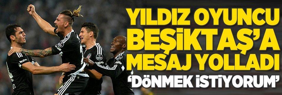 Ersan Gülüm Beşiktaş'ı istiyor