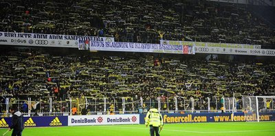 Fenerbahçe taraftarlar gruplarından ortak açıklama