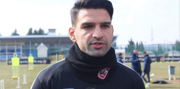 Muhammed Demir'den penaltı açıklaması