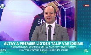 Altay Bayındır için Premier Lig iddiası!