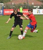 U12 İzmir Cup'ta heyecan başladı