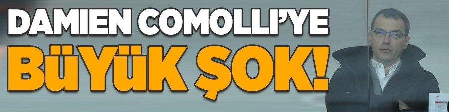 Damien Comolli'ye Başakşehir şoku!