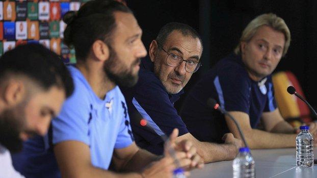 Galatasaray Lazio maçı öncesi İtalyanlardan paylaşım!