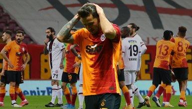 Galatasaray 1-1 Fatih Karagümrük | MAÇ SONUCU