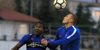 Trabzonspor, Deportivo Alaves maçı hazırlıklarını tamamlandı