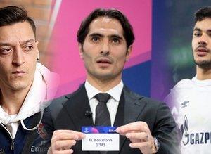 Hamit Altıntop Almanya'da duyurdu! Ozan Kabak ve Mesut Özil...