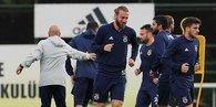 Fenerbahçe, Sivasspor maçının hazırlıklarını tamamladı