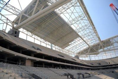 TT Arenadan yeni fotoğraflar (4 Ağustos 2010)