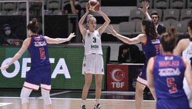 Beşiktaş HDI Sigorta 80-69 Büyükşehir Belediyesi Adana Basketbol (MAÇ SONUCU - ÖZET)