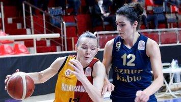 FIBA Kadınlar Avrupa Ligi'nde Türk derbisi!