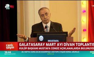 Kürsüde kavga! Başkan Mustafa Cengiz...