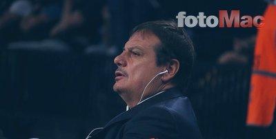 Ergin Ataman'dan Fenerbahçe taraftarına flaş tepki!