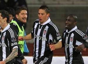 Sivasspor 0-1 Beşiktaş