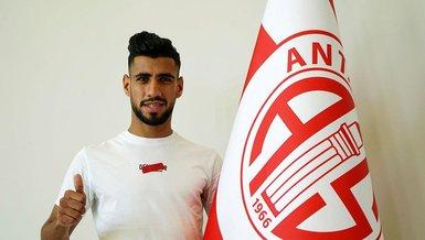 Houssam Ghacha Antalyaspor'da